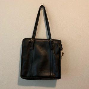 Jack Georges Black Bag Medium sized G33
